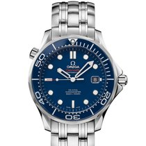 Omega SEAMASTER DIVER  300M CO-AXIAL BLUE 21230412003001