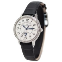 Jaeger-LeCoultre Rendez-Vous Night&Day Stainless Steel...