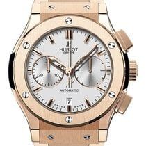 Hublot Classic Fusion Chrono King Gold