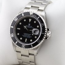 "Rolex SUBMARINER DATE EDELSTAHL ""NOS"" NEW OLD STOCK"