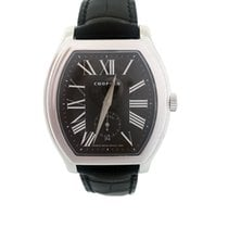 Chopard 18K White Gold Automatic L.U.C Limited Edition Watch...