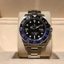 Rolex GMT-Batman  B&P