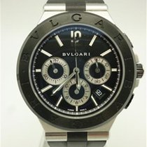 Bulgari diagono CERAMIC CHRONOGRAPHE NEW 42MM