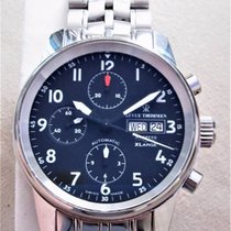 Revue Thommen Airspeed - X Large Classic Stahl