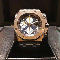 Audemars Piguet Royal Oak Offshore Chronograph Navy Blue B&P