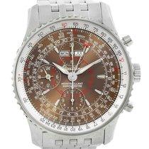 Breitling Navitimer Montbrillant Datora Steel Mens Watch A21330