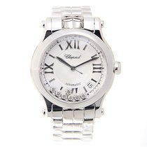 Chopard Happy Sport Stainless Steel Silver Automatic 278559-3002