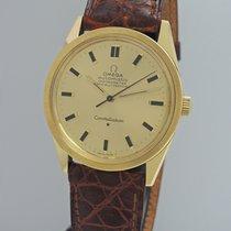 Omega Constellation Automatik Chronometer NOS -Gold 18k/750...