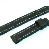 Breitling Band 15mm Kalb Schwarz Black Negra Calf Strap Für...