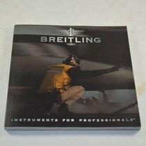 Breitling Katalog 2001 Chronolog Catalogue Mit Preisliste
