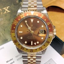 Rolex GMT-Master II 16713 Root Beer - Serviced By Rolex