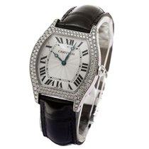 Cartier - Cartier Tortue XL Large, Factory Diamond, current-...
