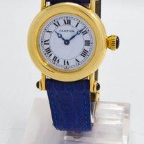 "Cartier ""Diablo 1440"" Watch - 18k Yellow Gold"