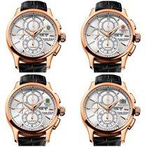 Louis Erard Chrono 1931 EURO 2012 Set Watches Limited Edition