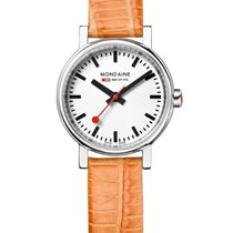 Mondaine A658.30301.11SBG EVO Petite orange Damen 26 mm