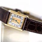 Cartier TANK VERMEIL QUARTZ SILVER 925 590005