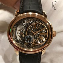 Οντμάρ Πιγκέ (Audemars Piguet) MILLENARY OPENWORKED Rose Gold
