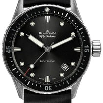 Blancpain Fifty Fathoms Bathyscaphe Automatic 43mm 5000-1230-naba