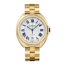 Cartier Cle Automatic Mens Watch Ref WJCL0010