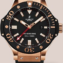 Hublot Big Bang 48mm King Gold · Ceramic 322.PM.100.RX
