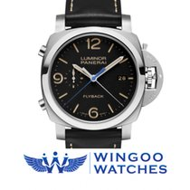 Panerai LUMINOR 1950 3 DAYS CHRONO FLYBACK AUTOMATIC ACCIAIO -...