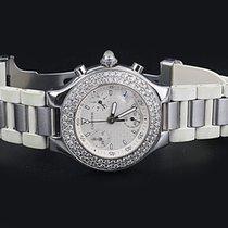 Cartier Must de 21 Chronoscaph Diamant Lünette