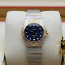 Omega 123.20.24.60.53.001  Omega Constellation Quartz 24mm