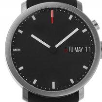 MIH Watch Jahres Kalender Titan Automatik Chronograph Armband...