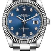 Rolex Datejust 41mm - 126334 Blue