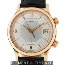 Jaeger-LeCoultre Master Control Master Memovox 18k Rose Gold 39mm
