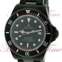 "Rolex Sea-Dweller 40mm ""Black Edition"", Black Dial,..."