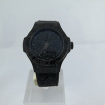 Hublot Big Bang Broderie All Black Diamonds 41mm