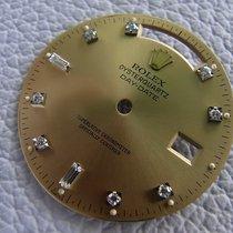 Rolex Oysterquartz Day-Date Original-Zifferblatt, 10 Diamanten