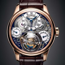 Zenith Christophe Colomb Hurricane Grand Voyage II LTD 10