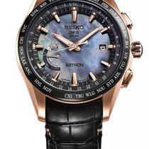 Seiko SSE105J1 Astron GPS Solar Novak Djokovic Limited 46mm 10ATM