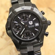 TAG Heuer DLC Coated