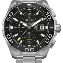 TAG Heuer Aquaracer Calibre 16 Day Date Automatic Chronograph