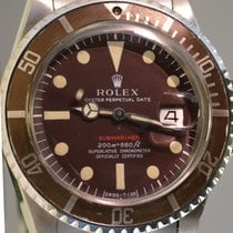 Rolex Submariner 1680 RED TROPICAL