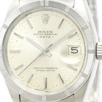 ロレックス (Rolex) Vintage Rolex Oyster Perpetual Date 1501 Steel...