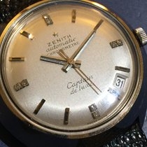Ζενίθ (Zenith) Zenith Captain De Luxe Chronometre white gold...