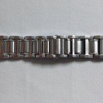 Zenith vintage steel bracelet port royal models mm 21
