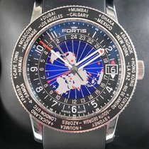 Fortis B-47 World Timer GMT  Limited Edition 674.21.11
