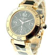 Cartier W301980M Pasha 42mm - Seatimer Chronograph on Bracelet...