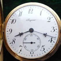 Longines — pocket watch. ref no 52 — men — 1901-1949