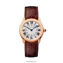 Cartier Ronde Solo Ladies W6701007