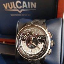 Vulcain Cricket GMT x-treme  black dial