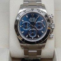 Rolex Daytona White Gold Blue Dial ref. 116509