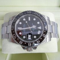 Rolex GMT MASTER II REF. 116710LN YEARS 2009