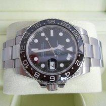 Rolex GMT MASTER II REF. 116710LN BOX &e PAPER 2009
