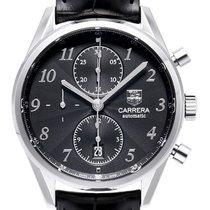TAG Heuer Carrera Calibre 16 Heritage Chronograph CAS2110.FC6266